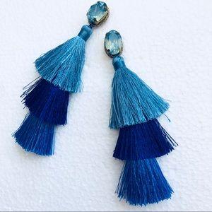 🔥NEW!!🔥Anthropologie Tassel Earrings!